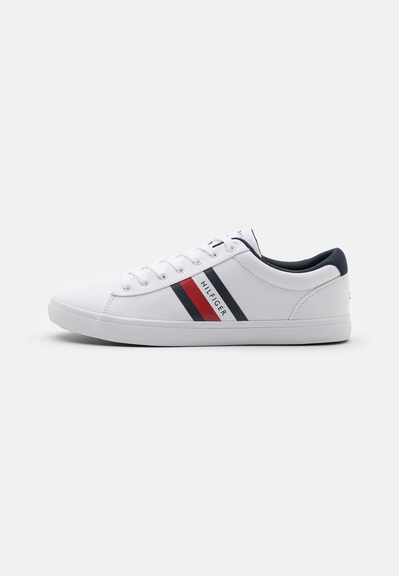 Tommy Hilfiger - ESSENTIAL STRIPES DETAIL - Sneakers - white
