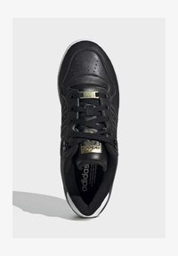 adidas Originals - RIVALRY LOW SHOES - Sneakers laag - black - 2
