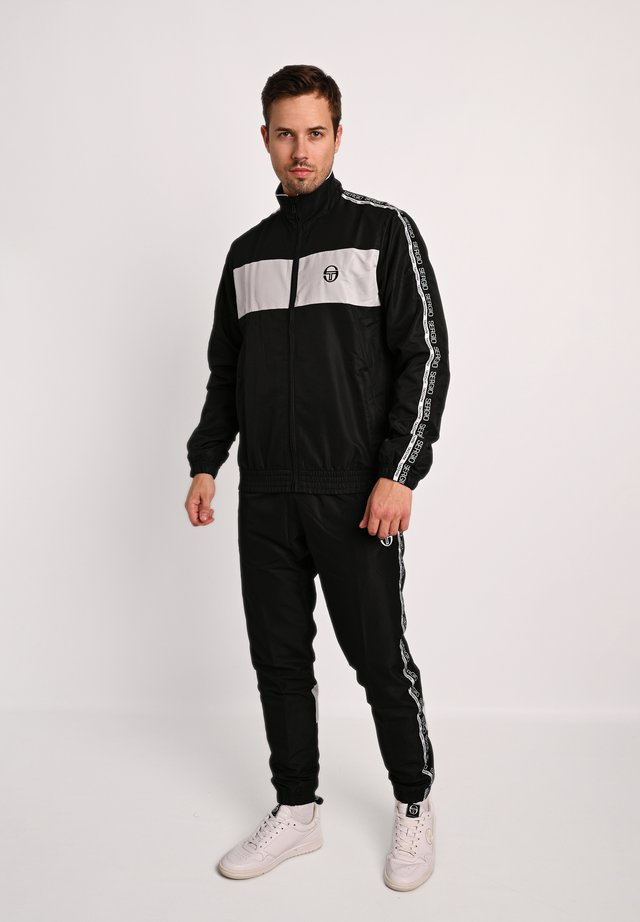 BRETT TRACKSUIT - Tracksuit - blk/dogry