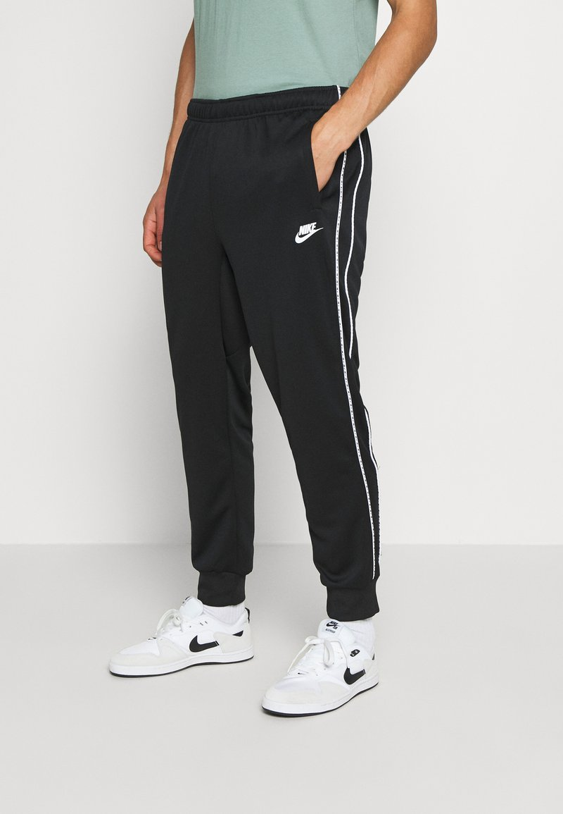 Nike Sportswear - REPEAT - Joggebukse - black