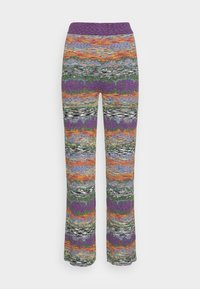 Desigual - PANT VOLGA - Tracksuit bottoms - multi-coloured - 3