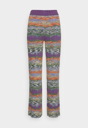 PANT VOLGA - Tracksuit bottoms - multi-coloured