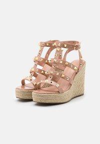 Tata Italia - Platform sandals - pink - 2