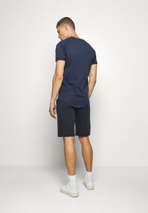 Tracksuit bottoms - deep capri