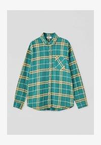 PULL&BEAR - Shirt - dark green - 5