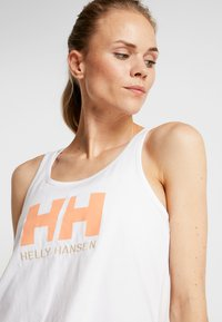 Helly Hansen - LOGO SINGLET - Top - white - 3