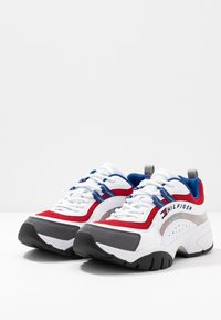 Tommy Jeans - ICON 7.0 KENDRICK - LIMITED EDITION - Sneakers - white - 2