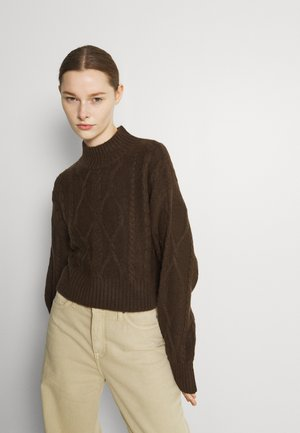 CABLE - Jumper - brown