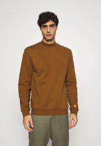 Pier One - Sweatshirt - brown - 0