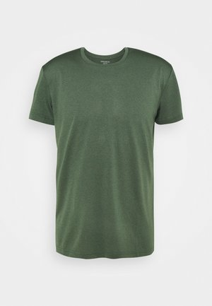 TEE - T-shirt basic - duck green