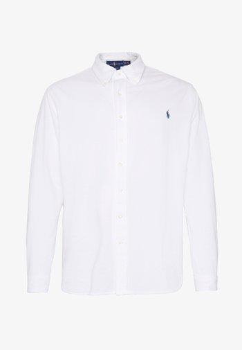 LONG SLEEVE - Skjorta - white
