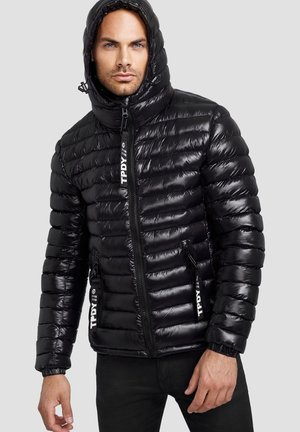 ADAN - Winter jacket - schwarz