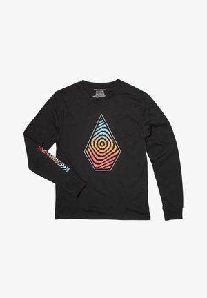 DESCANT - Camiseta de manga larga - black