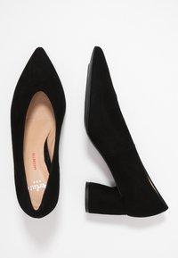 PERLATO - Classic heels - noir - 3