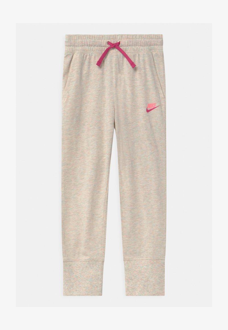 Nike Sportswear - Teplákové kalhoty - coconut milk heather