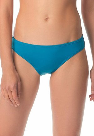 ICONIC SOLIDS - Bikini bottoms - lux teal