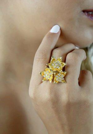 DESERT BEAUTY - Ring - gold coloured