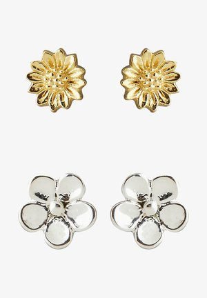 CASSIA SET OF TWO - Oorbellen - gold-colored