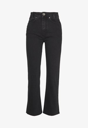 JAYN - Straight leg jeans - black denim