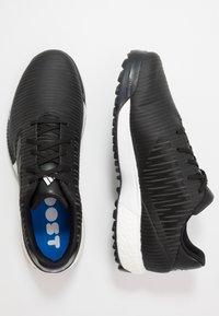 adidas Golf - CODECHAOS SPORT - Golfové boty - core black/dark grey heather/solid grey/glory blue - 1