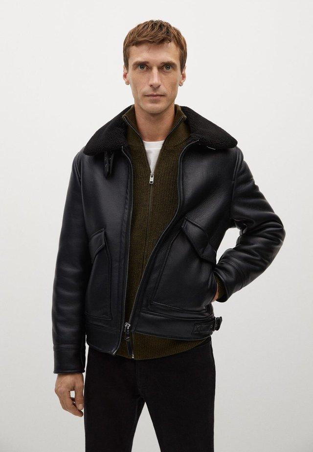 STAMFORD - Light jacket - schwarz