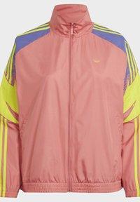 adidas Originals - FAKTEN ORIGINALS JACKE – GROSSE GRÖSSEN - Training jacket - pink - 7