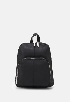 MOIREE BACKPACK - Rucksack - black