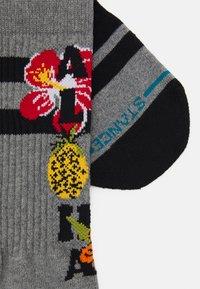 Stance - ALOHA HIBISCUS - Socks - heather grey - 1