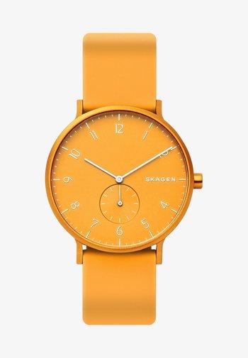 AAREN - Watch - gelb