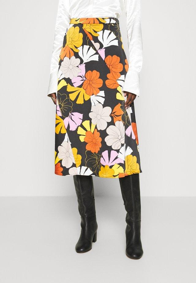 CLAIRE SKIRT - Áčková sukně - retro