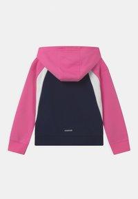 adidas Performance - UNISEX - Sportovní bunda - pink/dark blue - 1
