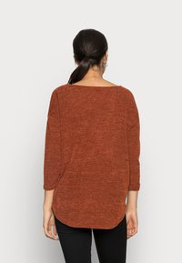 ONLY - ONLALBA - Long sleeved top - picante - 2