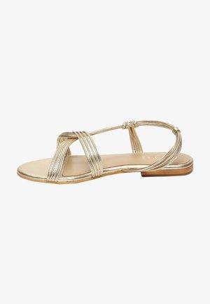 NAUSSICA  - Sandals - gold