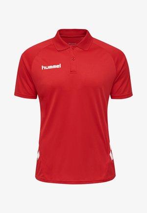 HMLPROMO  - Poloshirt - true red