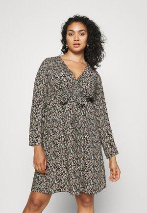MLPHINA TESS WOVEN DRESS - Day dress - black