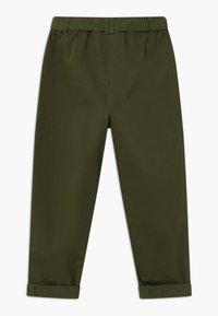 Soft Gallery - GABY - Kalhoty - ivy green - 2