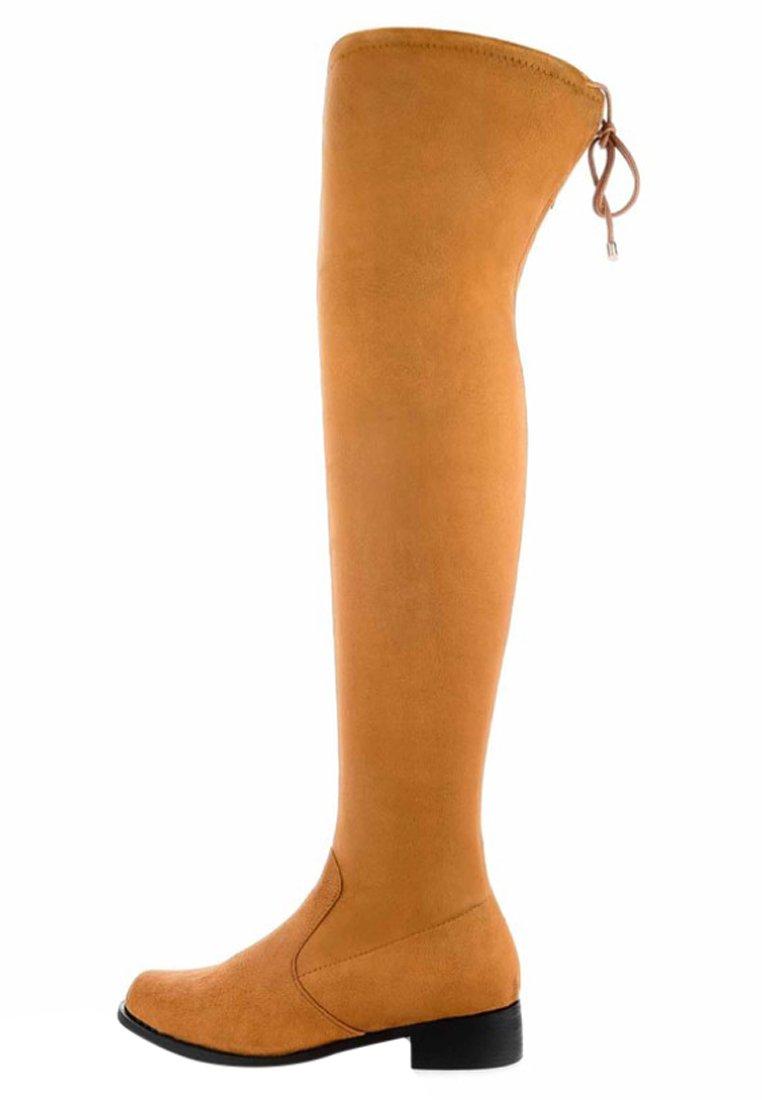 Bruna Overknees | Dam | Köp overknee stövlar online på