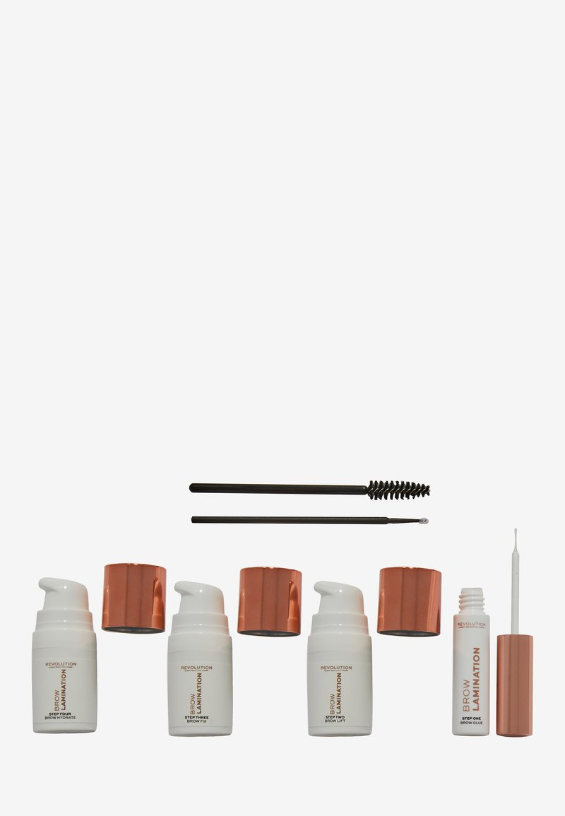 Makeup Revolution - REVOLUTION BROW LAMINATION KIT - Makeup set - -