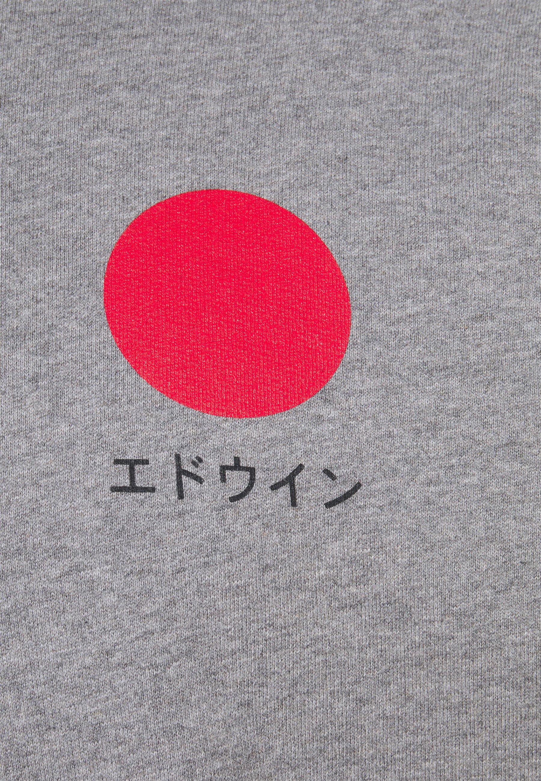 Men JAPANESE SUN HOODIE UNISEX - Sweatshirt