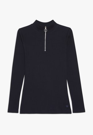 ISMA LONGSLEEVE - Long sleeved top - darkblue