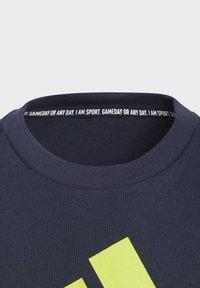 adidas Performance - UNISEX - Printtipaita - legink/sesosl - 6