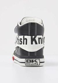 British Knights - ROCO - Sneakers hoog - black/white - 3