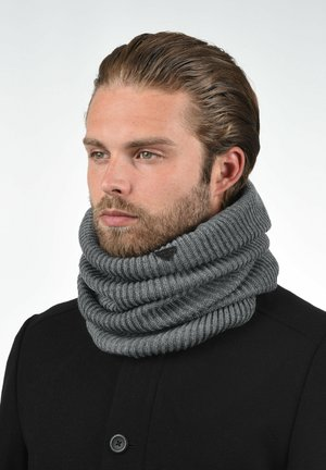 Snood - grey denim