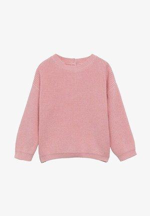 CAPUCINO - Trui - roze
