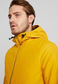 Benetton - Light jacket - golden yellow - 3