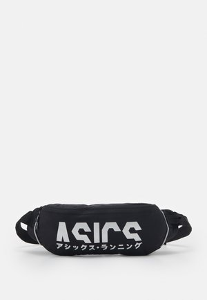 KATAKANA POUCH - Bum bag - performance black
