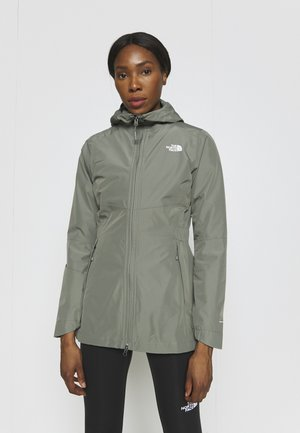 WOMENS HIKESTELLER JACKET - Chaqueta Hard shell - agave green