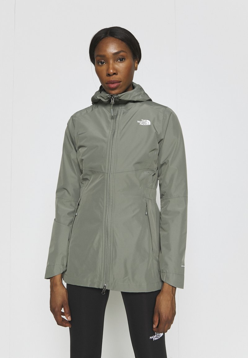 The North Face - WOMENS HIKESTELLER JACKET - Veste Hardshell - agave green