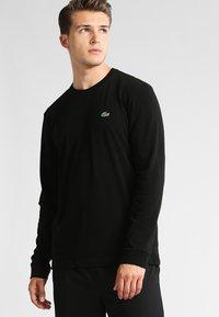 Lacoste Sport - Funkční triko - black - 0