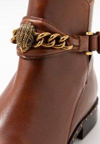 Kurt Geiger London - CHELSEA JODHPUR - Classic ankle boots - brown - 2